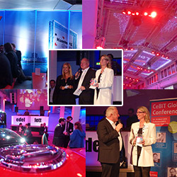 Bilder Foto Hamburg CXO Lounge IT Strategietage 2014
