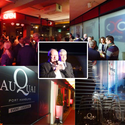 Bilder Hamburger IT Strategietage 2015 CXO Lounge